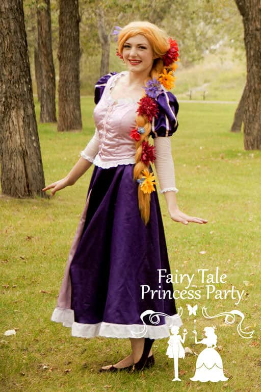 Tower-Princess-2-Forest-Close-Up-Fairy-Tale-Princess-Party-w